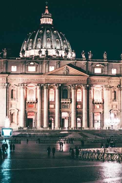 Fotos de stock gratuitas de administración, al aire libre, arquitectura, basílica