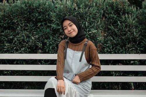 Kostenloses Stock Foto zu asiatin, hijab, hübsch, indonesier