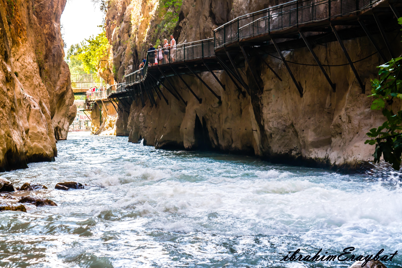 Free Stock Photo Of Antalya Fethiye Kaş Saklıkent Kanyonu