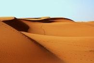 sand, desert, hot