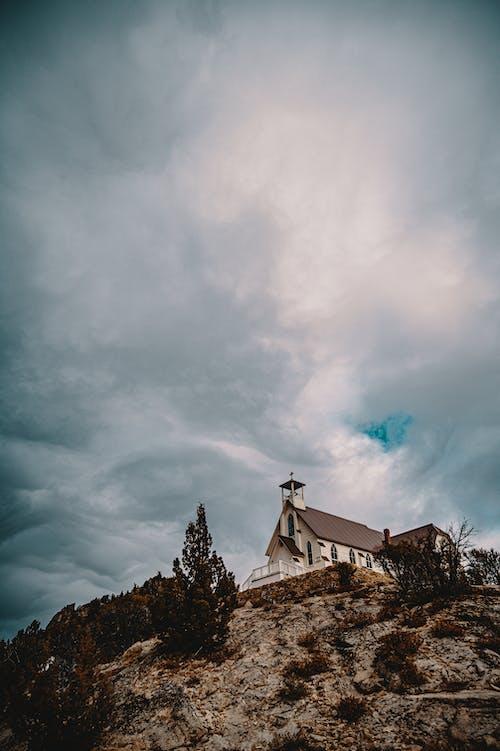 Бесплатное стоковое фото с буря, гора, дневной свет, дождь