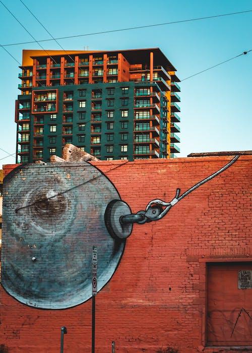 Imagine de stoc gratuită din artă stradală, arta urbană, artist stradal, beton