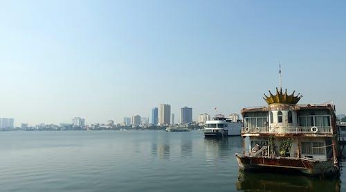 Základová fotografie zdarma na téma Hanoj, ho tay, jezero, koruna