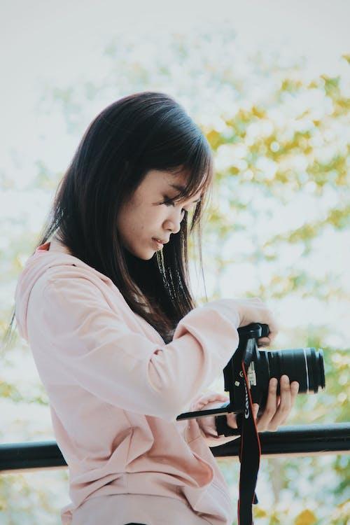 Darmowe zdjęcie z galerii z azjatka, azjatycka dziewczyna, szczera fotografia, szczery