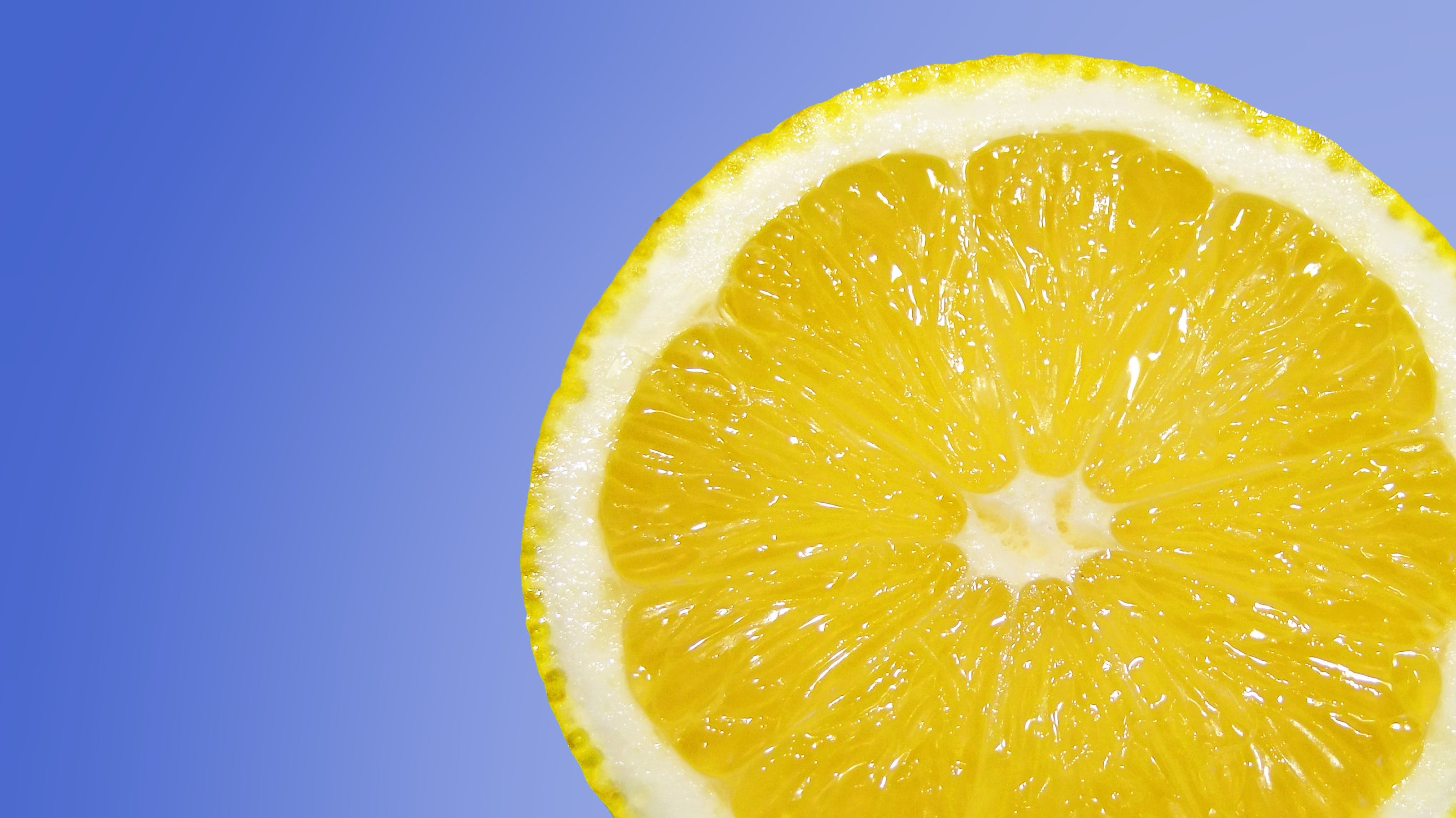 Free stock photo of lemon, fruit, citrus, citrus fruit