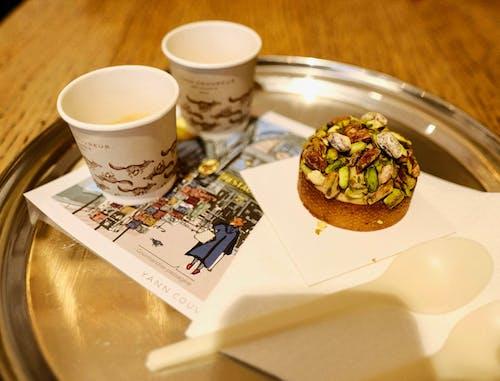 Ảnh lưu trữ miễn phí về bánh ngọt, cà phê, cà phê nghệ thuật, ngày nghỉ
