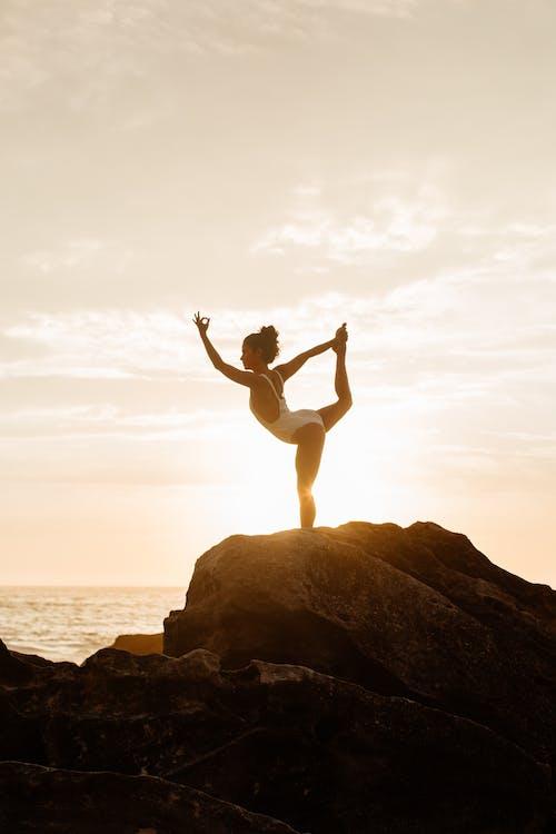 伸展, 位置, 健康, 健身 的 免費圖庫相片