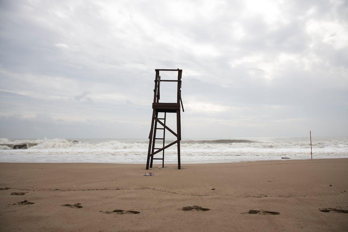 background, bay, beach
