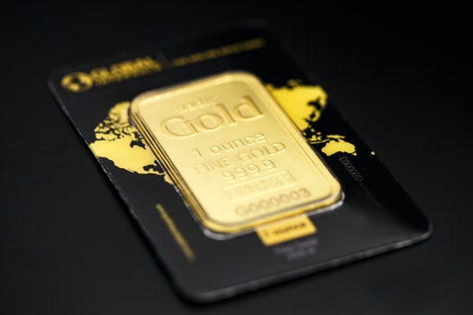Free stock photo of business, gold, income, gold bars