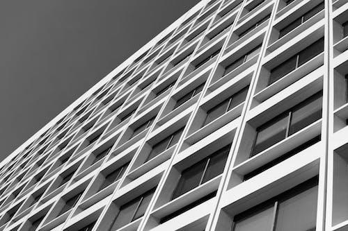 低角度拍攝, 外觀, 天空, 建築設計 的 免费素材照片