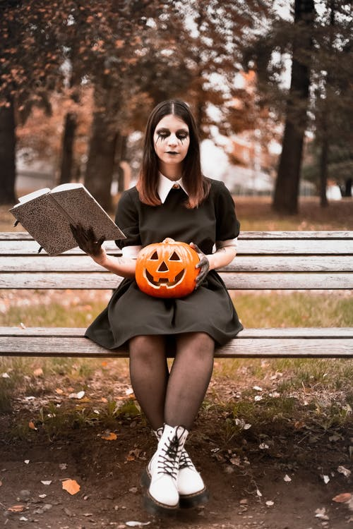 Бесплатное стоковое фото с ведьма, веселье, волос, выражение лица