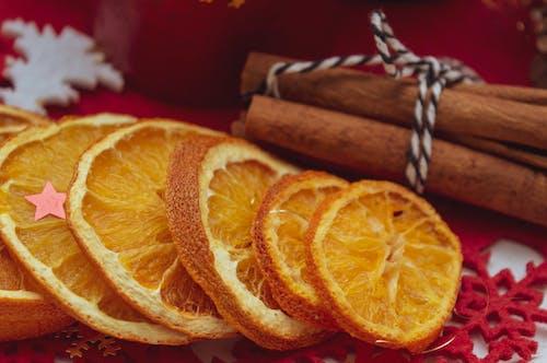 Ảnh lưu trữ miễn phí về giáng sinh, hoa quả sấy khô, nền giáng sinh, Quế