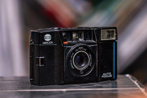 Ilmainen kuvapankkikuva tunnisteilla elokuvakamera, minolta, valokuvaus, vanha kamera