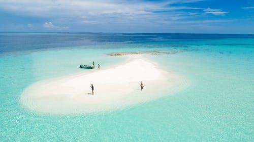 Immagine gratuita di ambiente, bagnasciuga, cielo, cielo azzurro