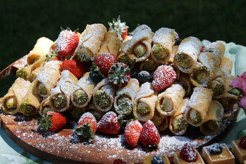 Free stock photo of dessert