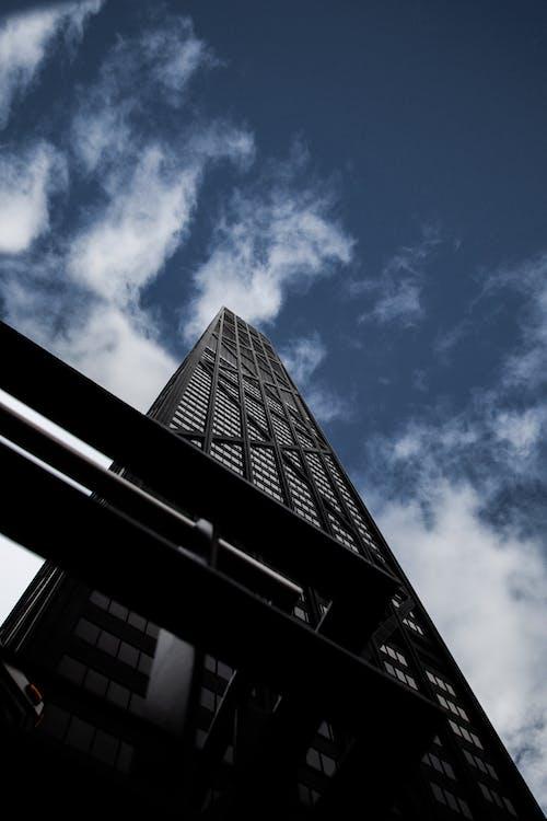 skyscapers, 城市, 天空, 市中心 的 免费素材照片