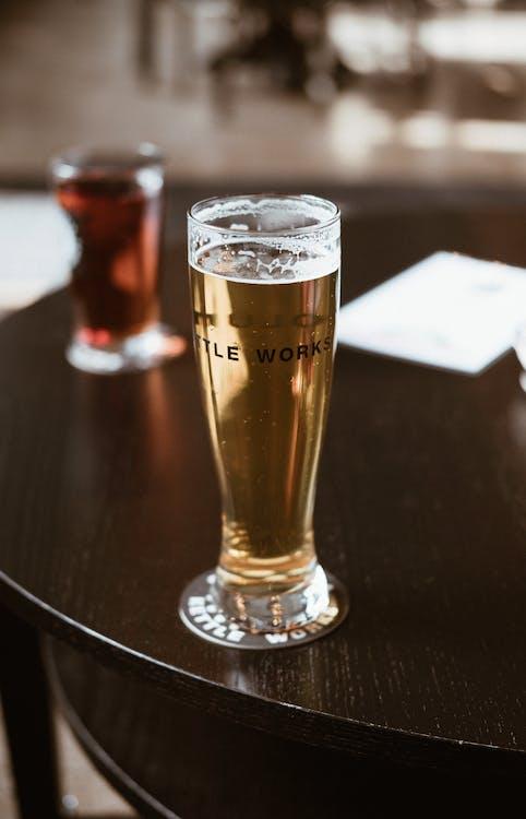 맥주, 생맥주, 초안의 무료 스톡 사진