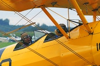 flight, airplane, passenger