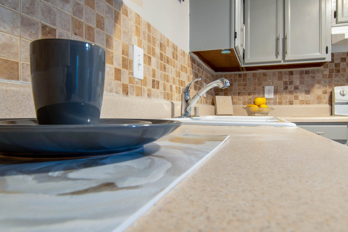 kitchen, kitchen appliance, kitchen counter