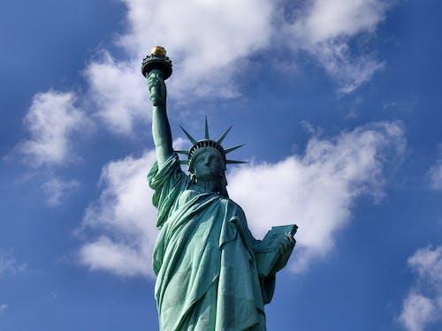 Kostnadsfri bild av amerika, Frihetsgudinnan, landmärke, New York