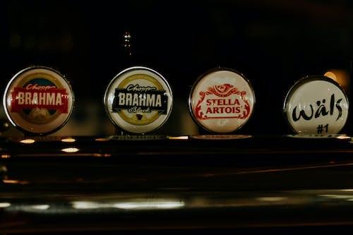 Fotos de stock gratuitas de adentro, cerveza, comercio, conceptual