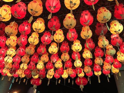 Free stock photo of chinese lanterns, lantern, lanterns, penang