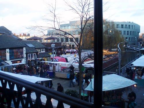 Free stock photo of camden town, market