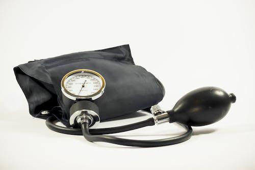 Black Sphygmomanometer
