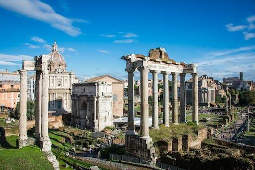 Photos gratuites de antiquité, architecture, europe, foro romano