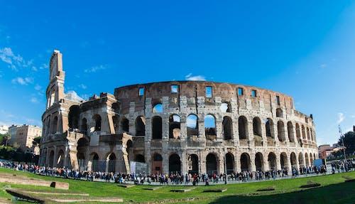 Photos gratuites de antiquité, architecture, Colisée, europe