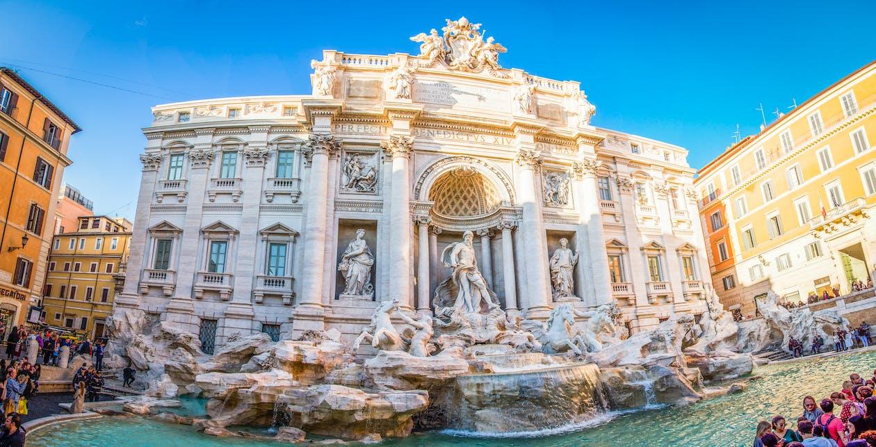 antik, arkitektur, Europa