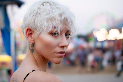 Gratis lagerfoto af iamsusndybvik, portræt, tatovering