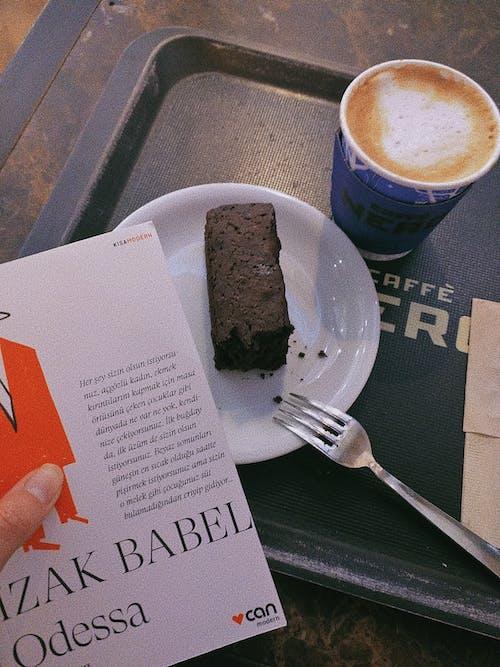 Ingyenes stockfotó chill, kávé, könyv témában