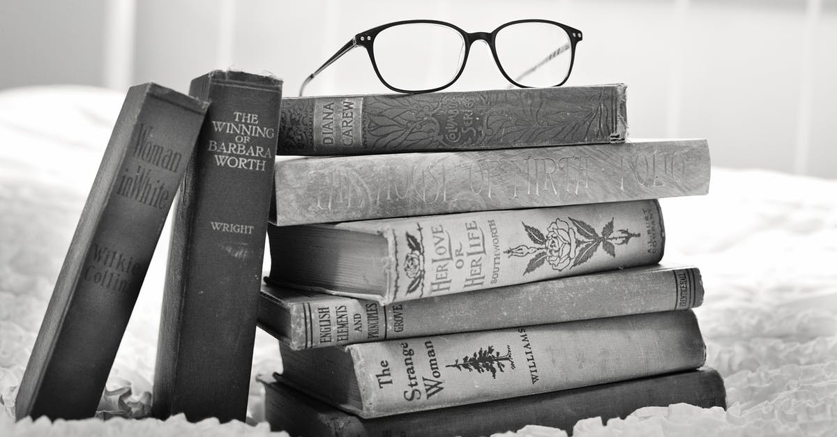 Free stock photo of antique black and white books