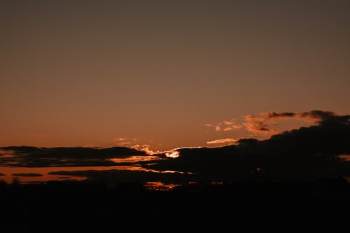 天性, 天空, 太陽, 日落 的 免费素材照片