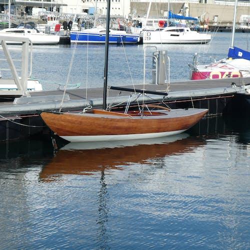 Gratis stockfoto met bateau, bois, coque, eau