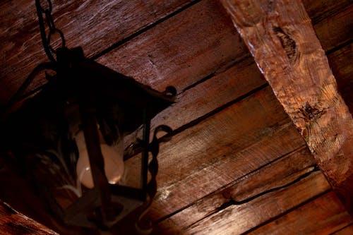 原本, 棕色背景, 燈籠 的 免費圖庫相片