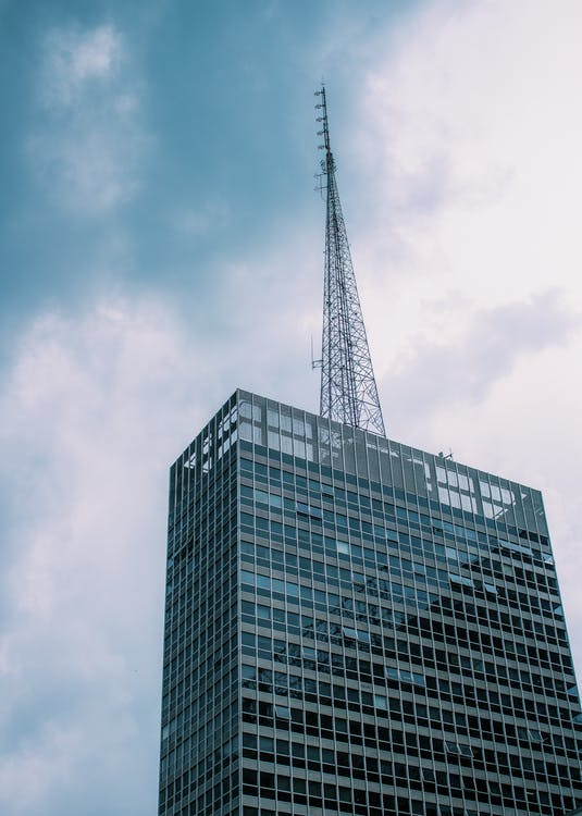architektur, architekturdesign, aufnahme von unten