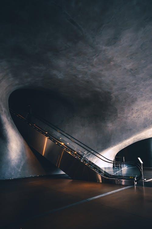 barlang, design, építészet