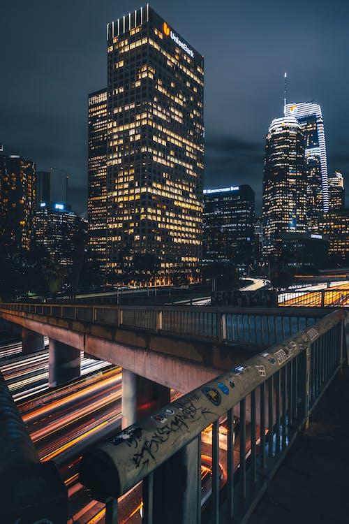 açık hava, akşam, binalar