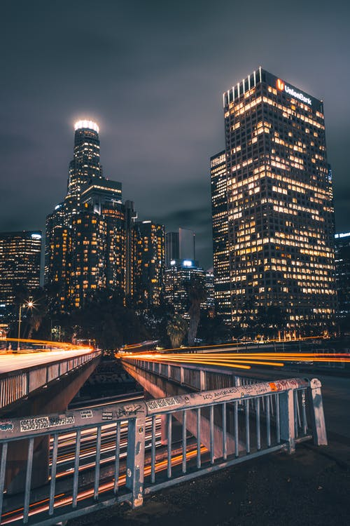 accéléré, architecture, balustrade