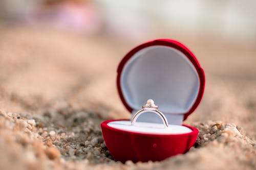 Free stock photo of engagement, engagement ring