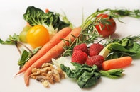 food, healthy, vegetables