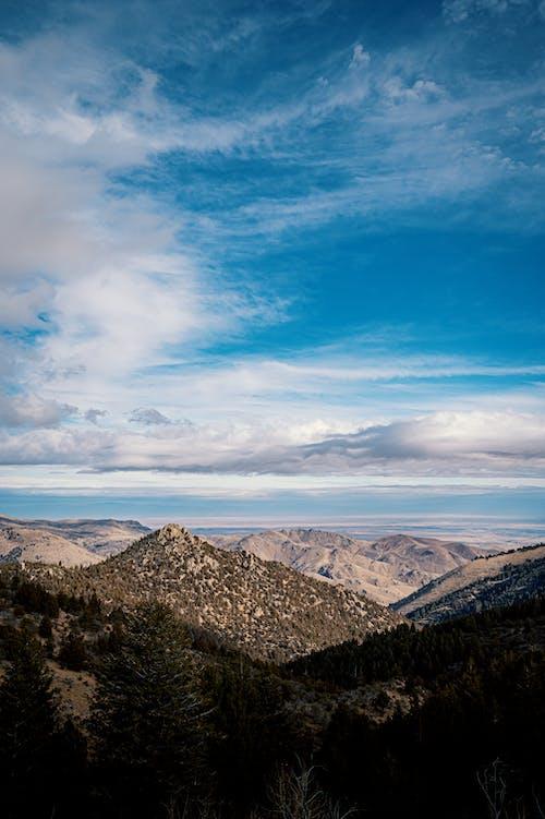 Imagine de stoc gratuită din aventură, călătorie, cer, dealuri