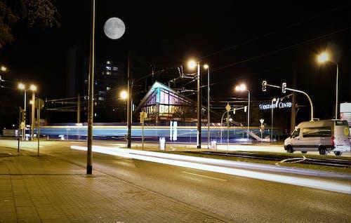Imagine de stoc gratuită din arhitectură, automobil, autostradă, centrul orașului