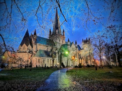kilise, mimari içeren Ücretsiz stok fotoğraf