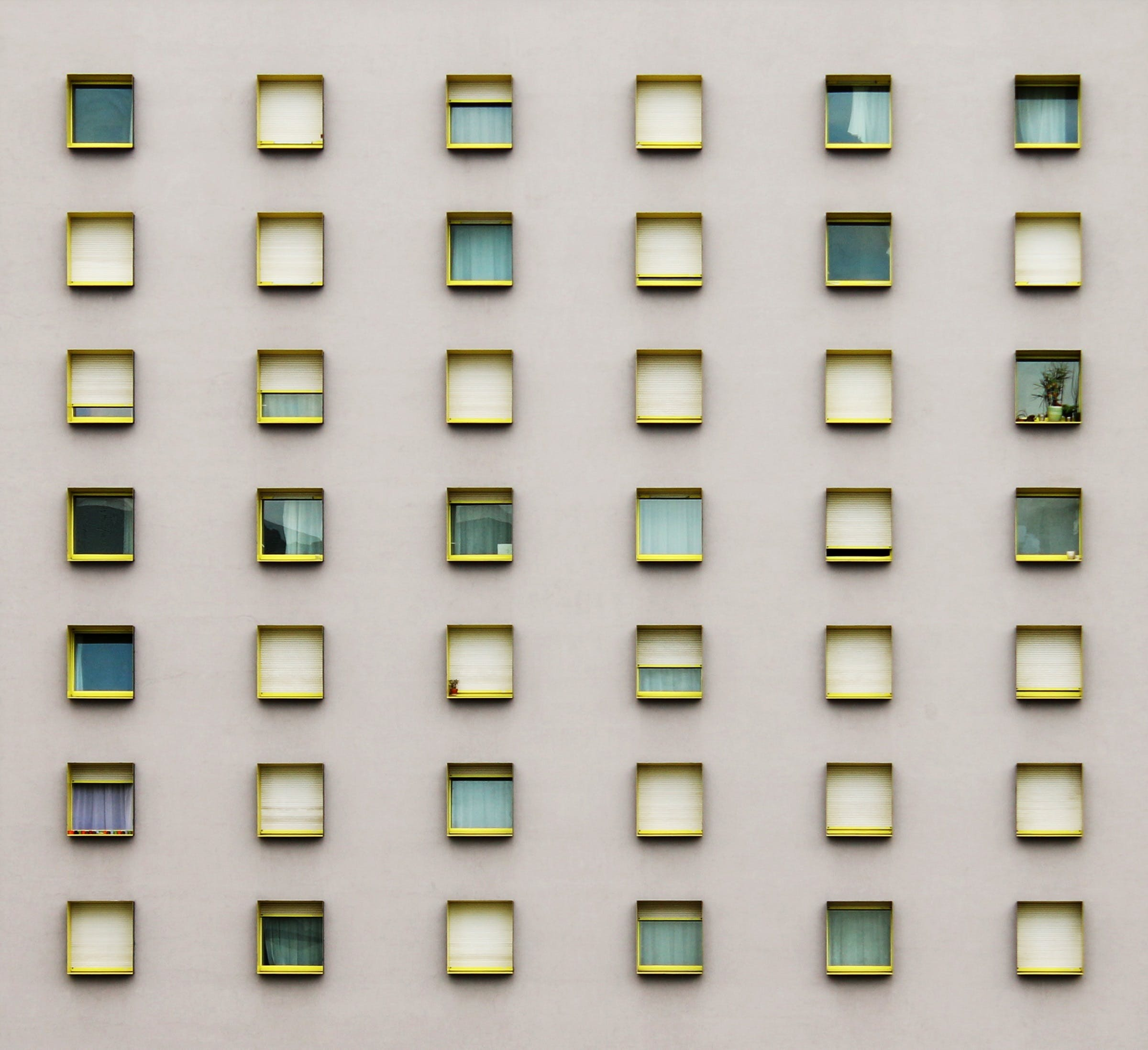 Free stock photo of building, pattern, wall, architecture