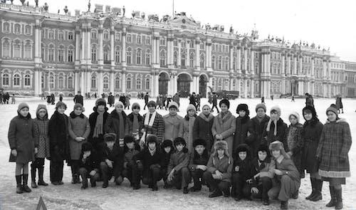Free stock photo of Советский Союз, Ленинград, Дворцовая площадь, leningrad