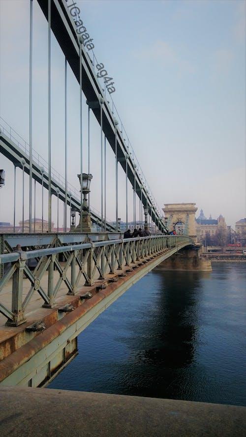Kostenloses Stock Foto zu architektur, auffahrt, auto, bogenbrücke