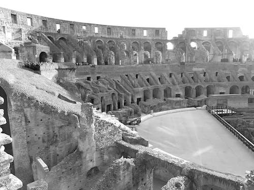 Free stock photo of architectural design, colosseum, historic building